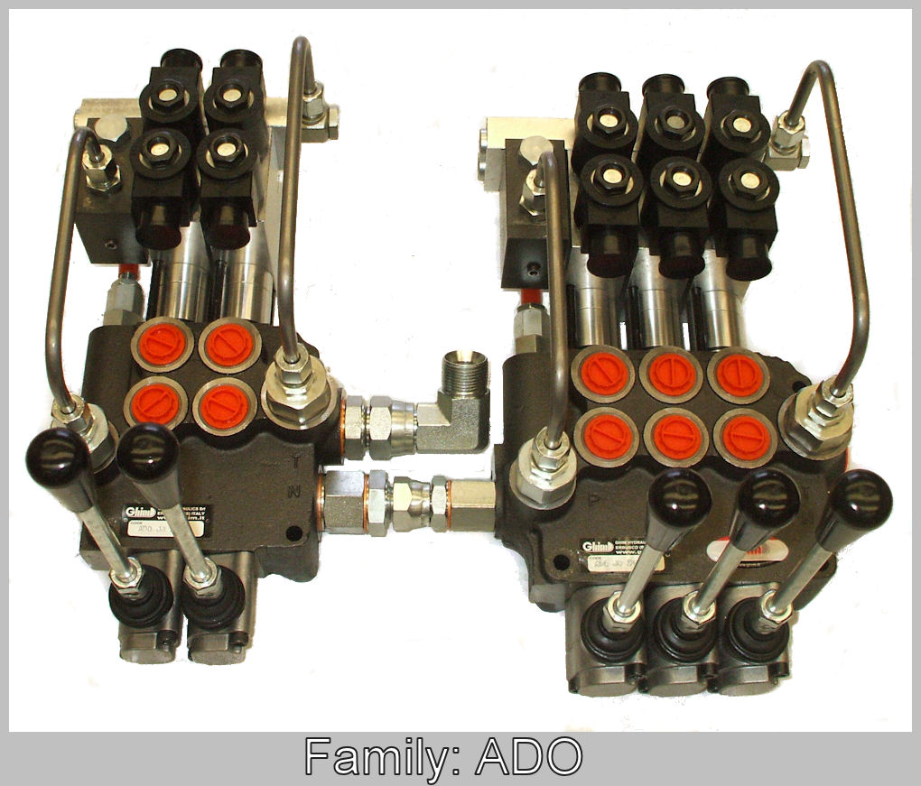 Valves and Hydraulic Control Valves - GHIM Hydraulics